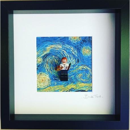 """Van Gogh """"Nuit étoilée"""""""