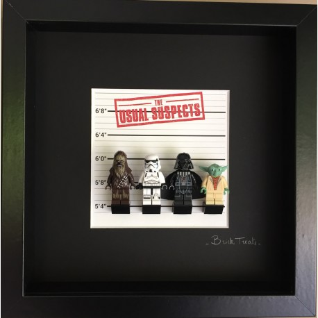 Usual Suspects- The Force