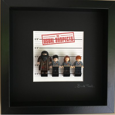 Usual Suspects- Harry