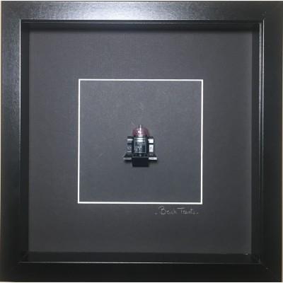 All Black- R2D2