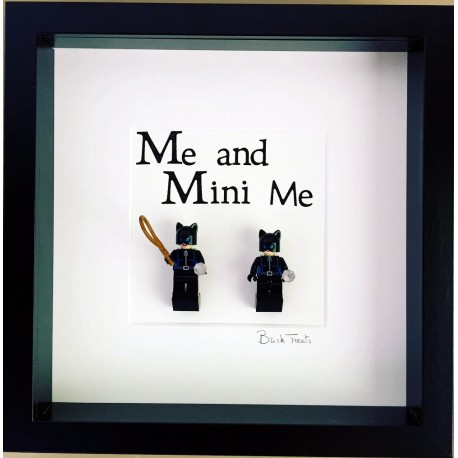 ME & MINI ME- Catwoman