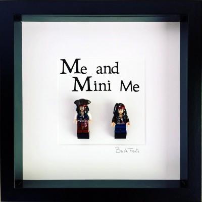 ME & MINI ME- Jack Sparrow