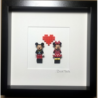 Amour Mickey & Minnie