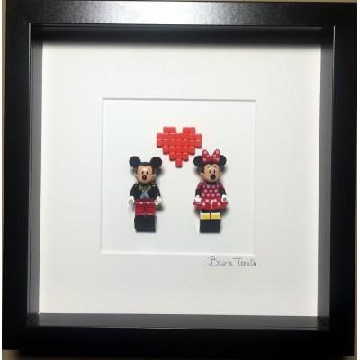 Amour Mickey & Minnie