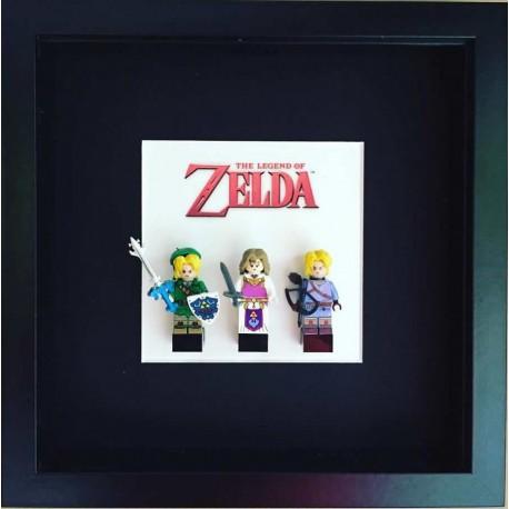 Trio of Zelda