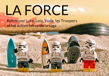Tableaux LEGO Star Wars